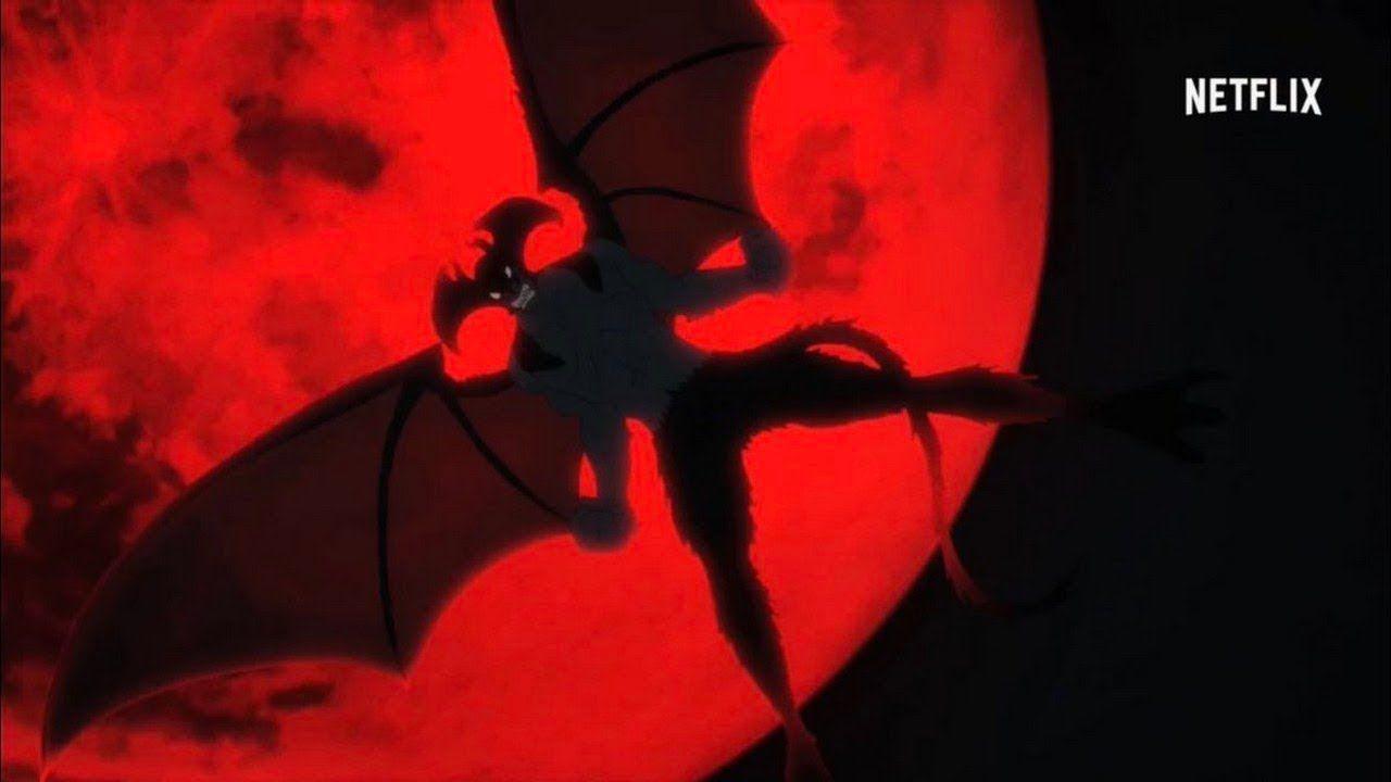 Saint Seiya 3d Live Wallpaper Devilman Crybaby Recensione Dell Anime Netflix Ispirato