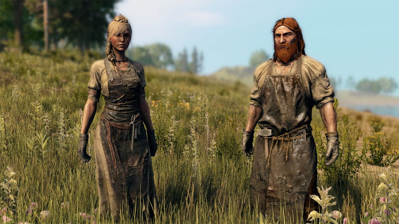 Live Girl Wallpaper For Pc Recensione Life Is Feudal Your Own Everyeye It