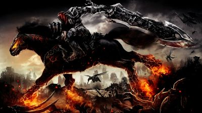 Darksiders Remaster arriverà su PlayStation 4, Xbox One e Wii U