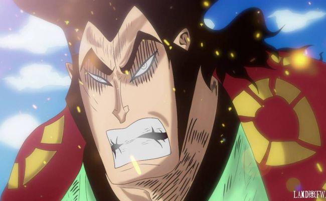 One Piece 971 Mette In Scena La Crudele Esecuzione Di Oden