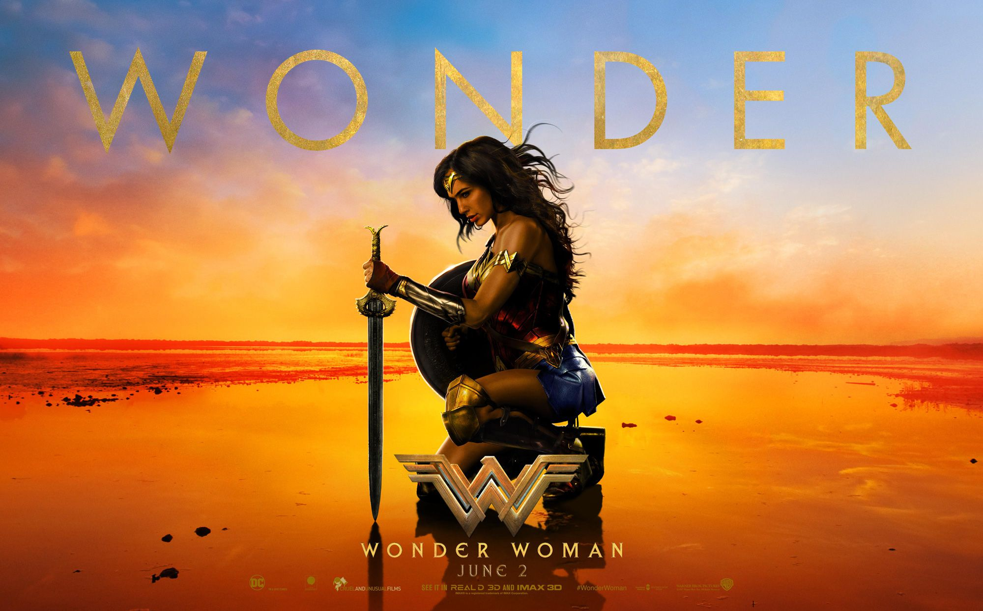 Spada Wonder Woman Wonder Woman E Se Diana Usasse Una Spada Laser Fan Video