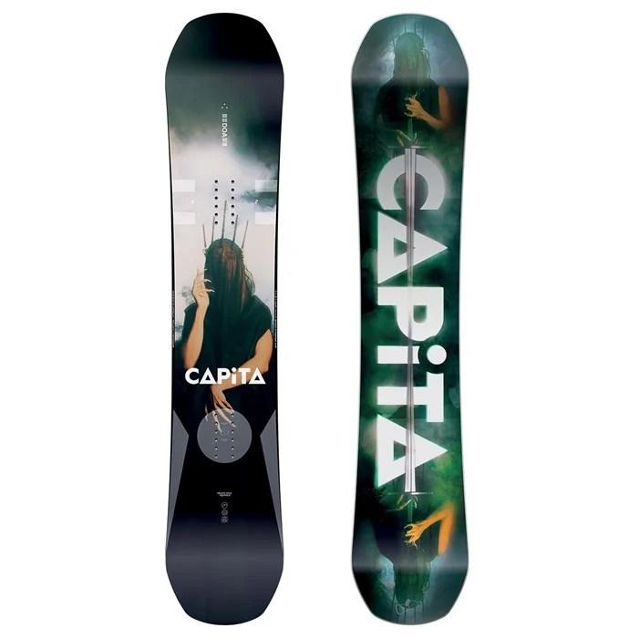 CAPiTA Defenders of Awesome Snowboard 2019 evo