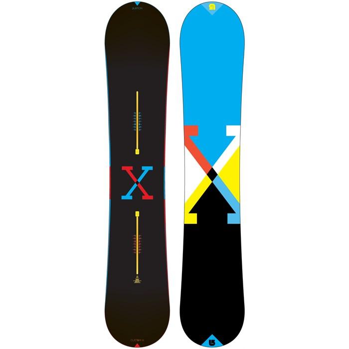 Burton Custom X Snowboard 2012 evo
