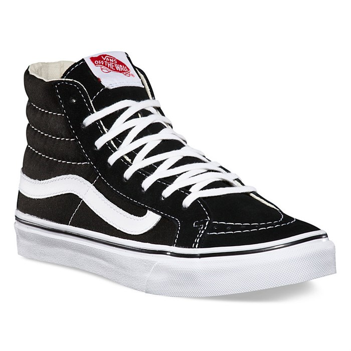 Vans Sk8-Hi Slim Shoes - Women\u0027s evo