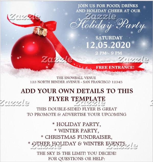62+ Party Flyer Designs  Examples - PSD, AI, EPS Vector