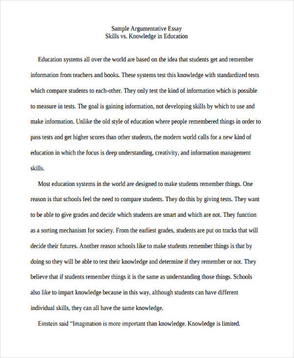 400 word essay examples