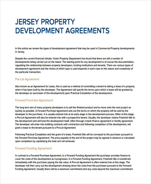43+ Commercial Agreement Examples and Samples - commercial purchase agreement