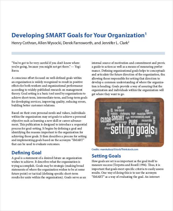 Short term career goals examples Creating A Career Plan Short