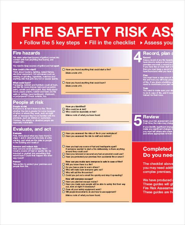 40+ Risk Assessment Examples  Samples - sample quantitative risk analysis
