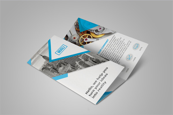 product brochures examples
