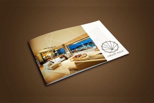 41+ Real Estate Brochure Designs  Examples - PSD, AI, Vector EPS - sample bi fold brochure