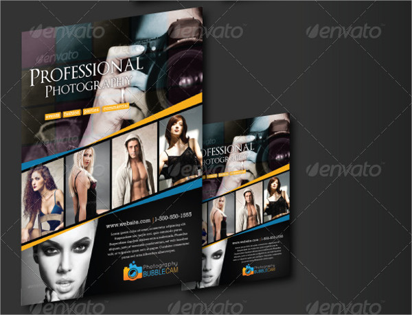 36+ Photography Flyer Designs  Examples - PSD, AI, EPS Vector - Photography Flyer