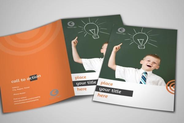 75+ Brochure Designs  Examples - PSD, AI, EPS Vector - sample bi fold brochure