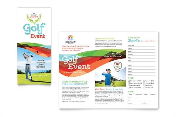 36+ Event Brochure Designs \ Examples - PSD, AI, Vector EPS - sports brochure