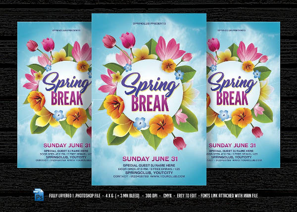 party flyers examples - Apmayssconstruction