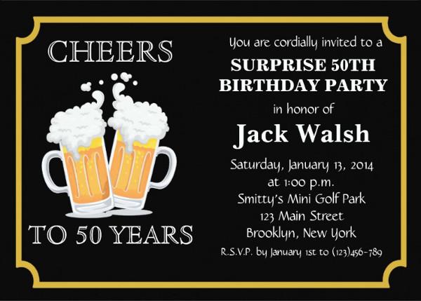 childrens birthday party invitations