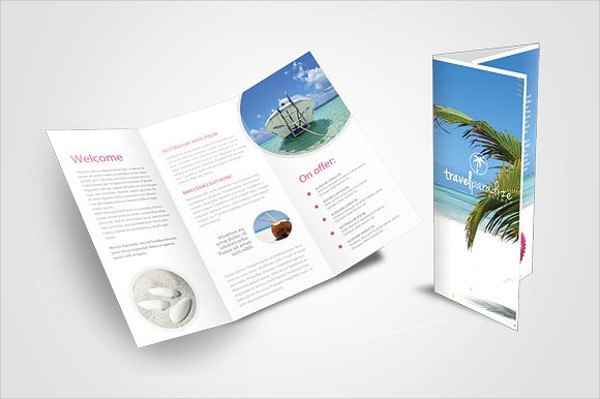 making a free brochure