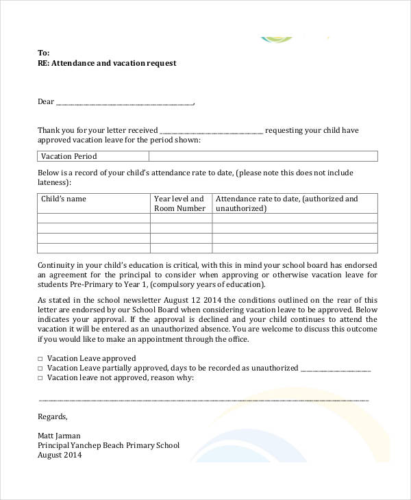 48+ Formal Letter Examples and Samples - PDF, DOC - formal request letter