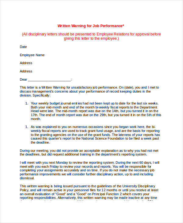 48+ Formal Letter Examples and Samples - PDF, DOC