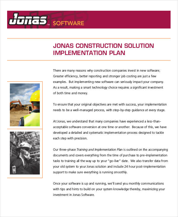 39+ Project Plan Examples - PDF, Word, Pages Examples