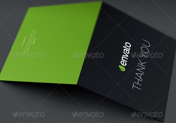 30+ Thank-You Card Designs and Examples Examples