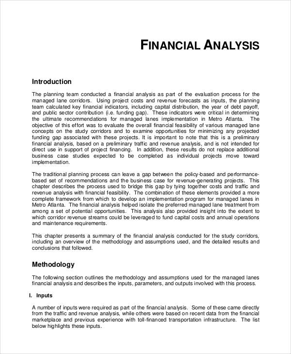 8+ Feasibility Analysis Examples  Samples Examples