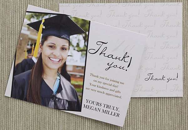 30+ Thank-You Card Designs and Examples