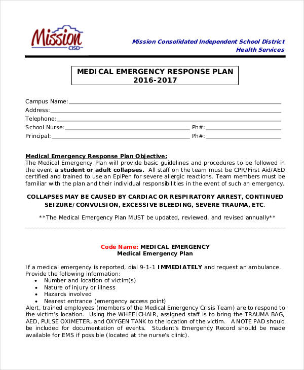 Incident response procedure template security incident response incident response procedure template emergency response plan template efficiencyexperts us pronofoot35fo Images