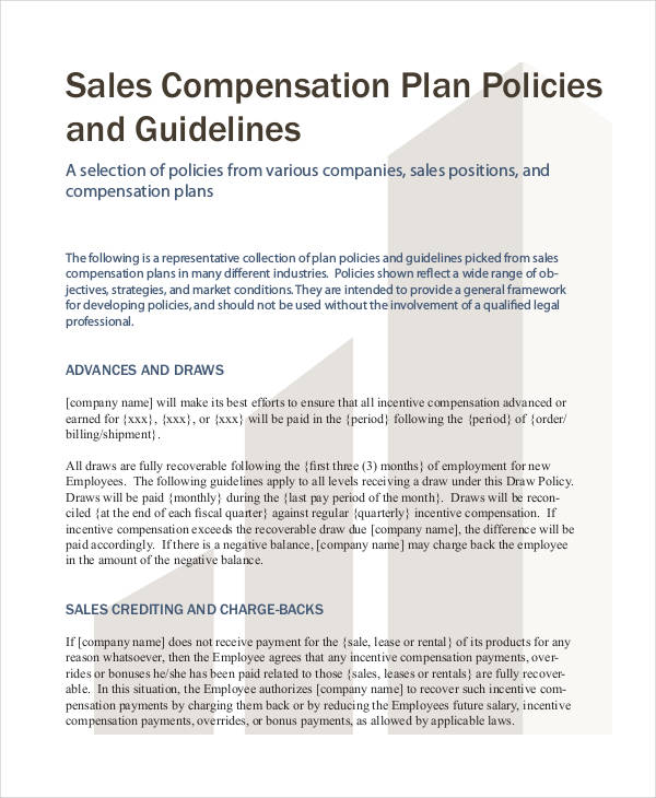 21+ Sales Plan Examples - PDF, Word, Pages Examples