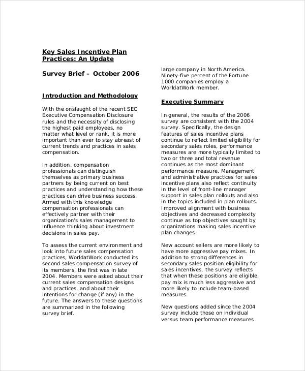 24+ Sales Plan Examples - PDF, Word, Pages Examples