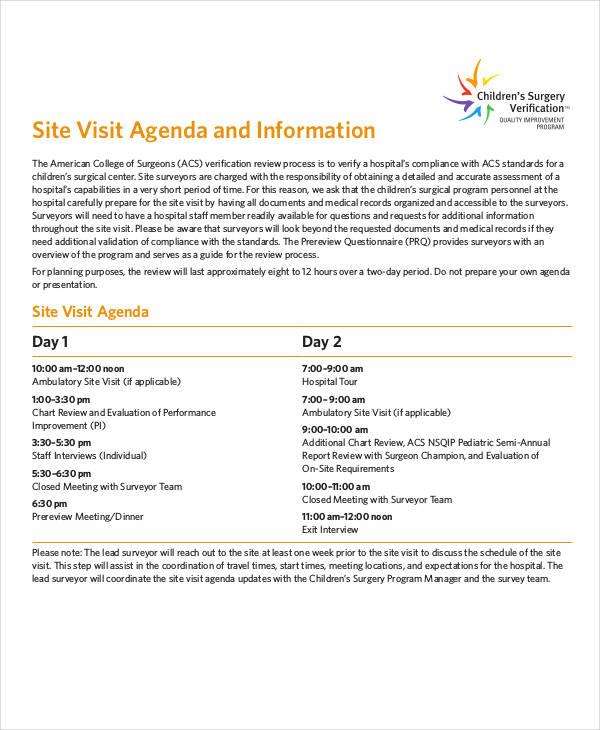 tour agenda template - Alannoscrapleftbehind - formal agenda template