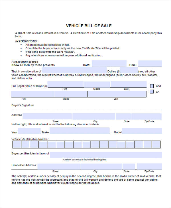 30+ Invoice Forms Examples  Samples Examples