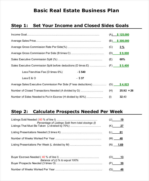 16+ Business Plan Examples in PDF Examples