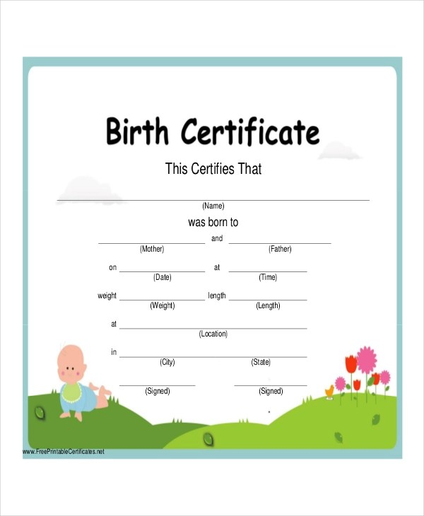 48+ Examples of Certificates in PDF