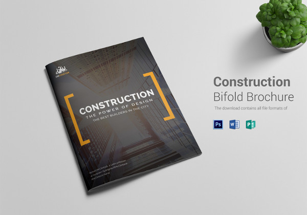 40+ Examples of Company Brochure Design - PSD, AI, Vector EPS - Company Brochure Templates