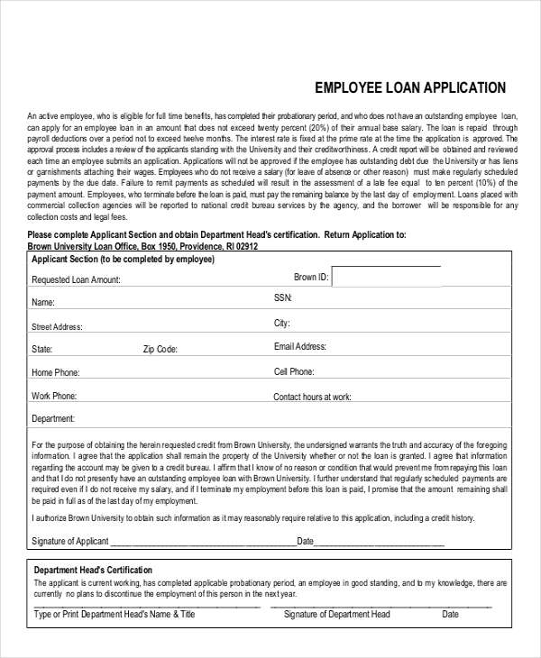 30+ Free Application Examples