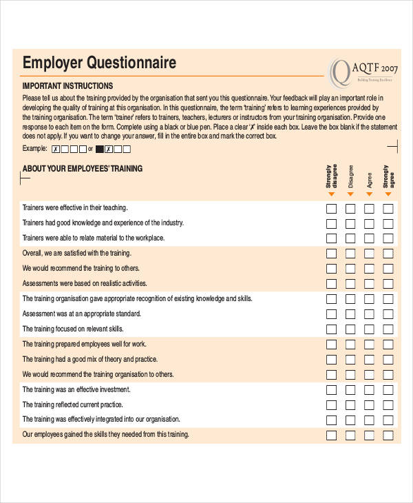 employee assessment examples