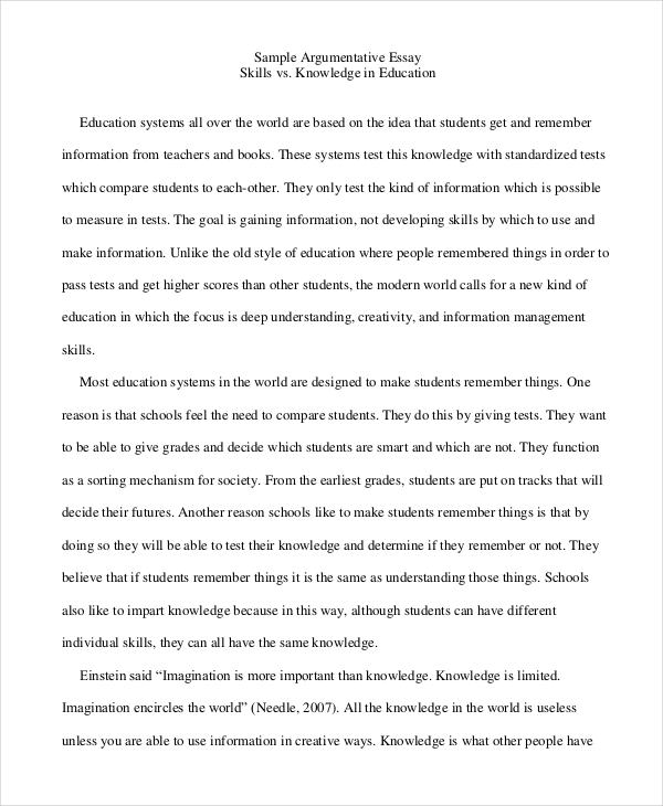 example of free writing essays