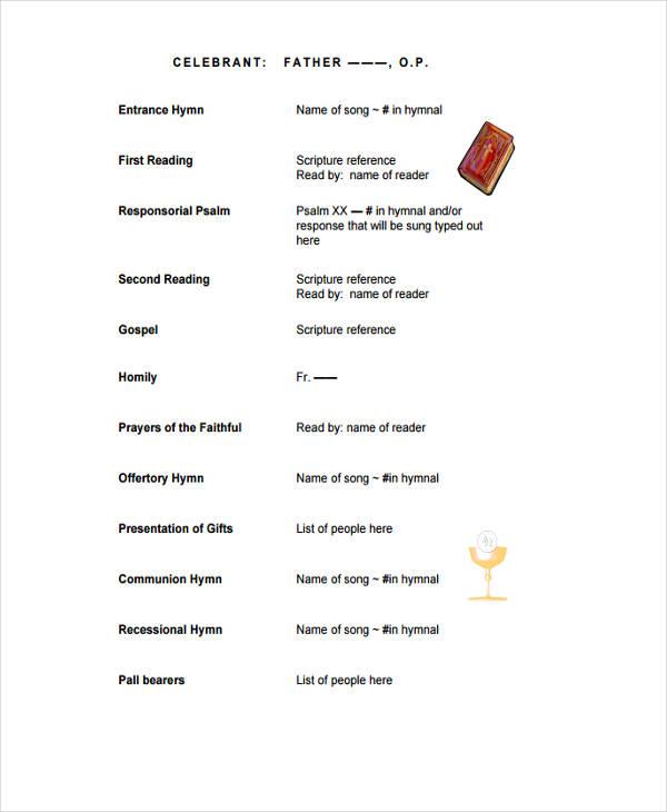 21+ Program Examples - PDF