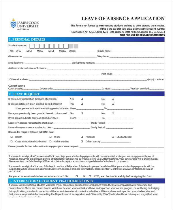 37+ Sample Applications - applications sample