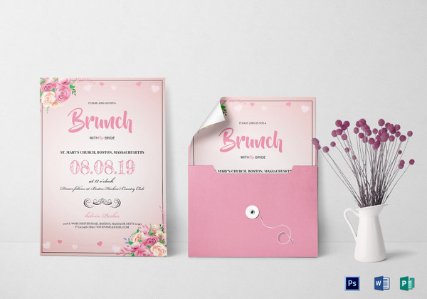 27+ Lunch Invitation Designs  Examples - PSD, AI, Vector EPS