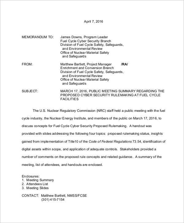 memorandum meeting - Towerssconstruction