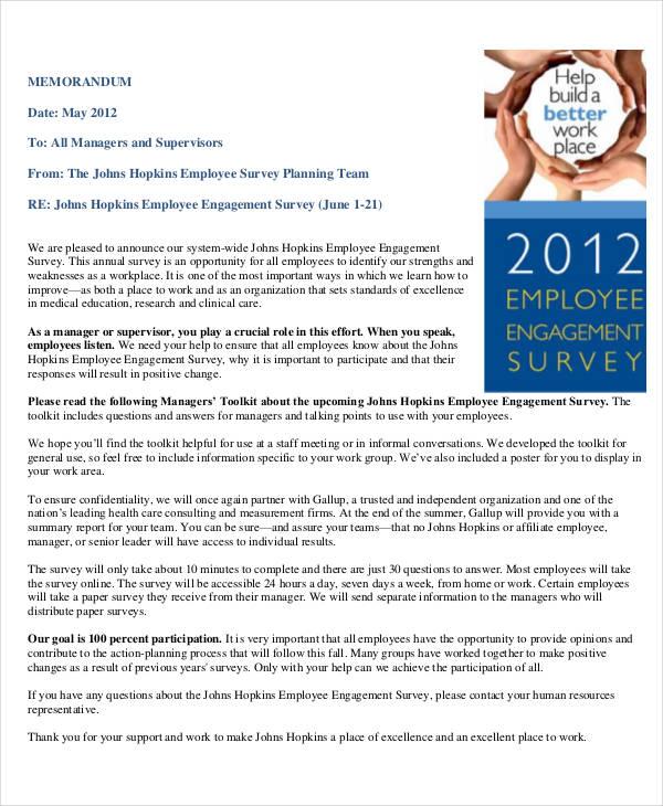 15+ Meeting Memo Examples  Samples - PDF, DOC - Sample Memos For Employees