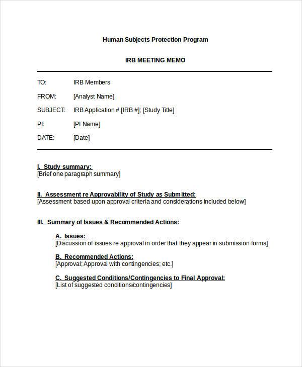 memorandum letter for meeting - Kordurmoorddiner