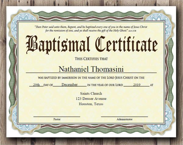 16+ Modern Certificate Examples  Samples - certificate sample