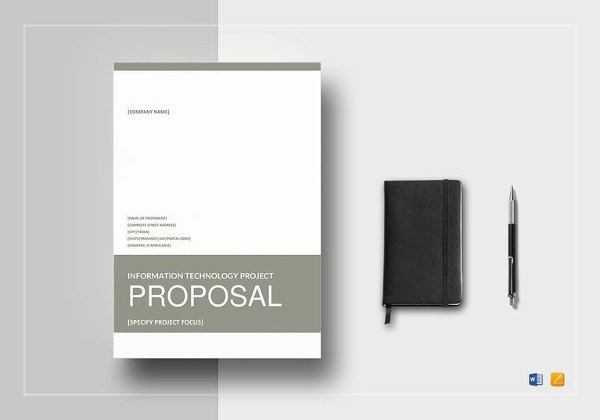 44+ Project Proposal Examples - PDF, Word - project proposal template word