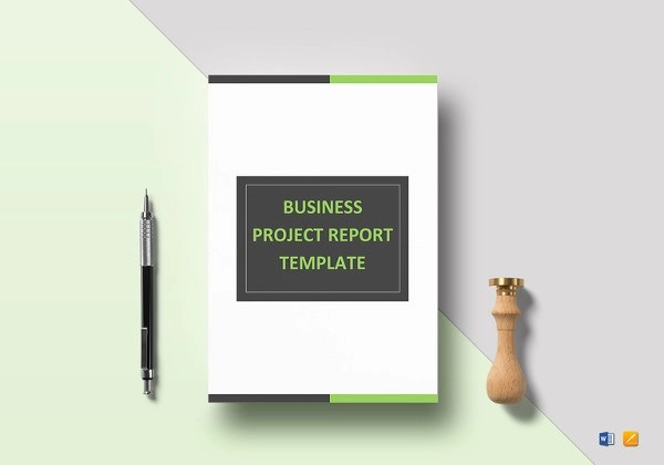 15+ Business Report Examples - PDF, Word , Pages - business reporting templates