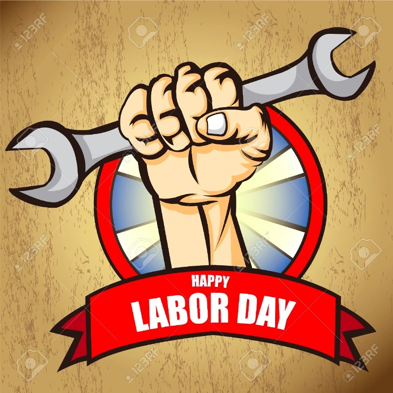 9+ Labor Day Poster Template - labour day flyer template