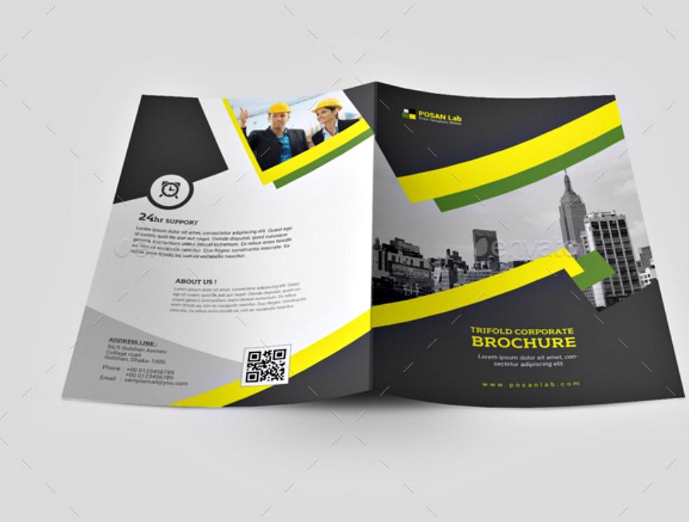20+ Examples of Bi Fold Brochure Design - sample bi fold brochure