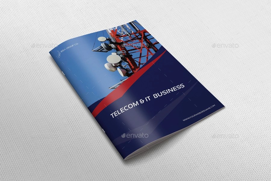 9+ Examples of Service Brochures - Editable PSD, AI Format Download - services brochure